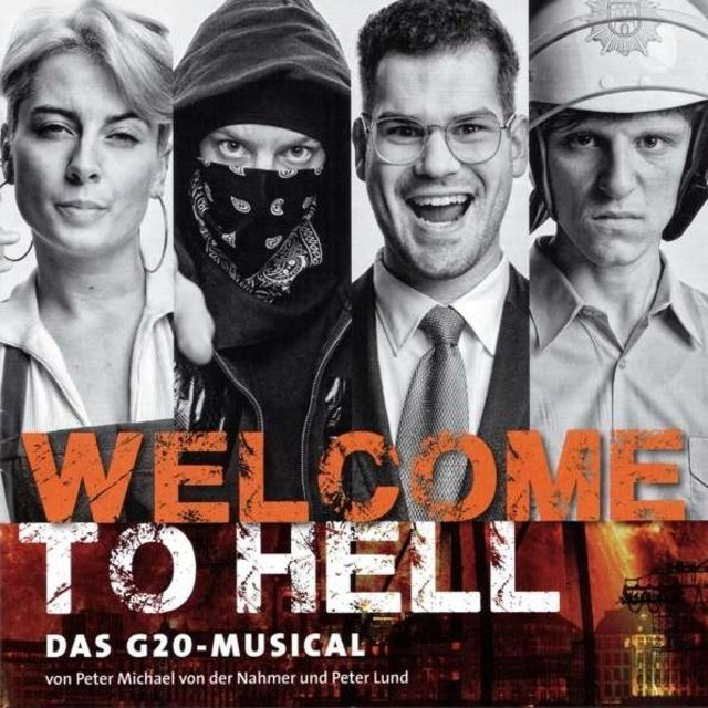 Plakat von Welcome To Hell